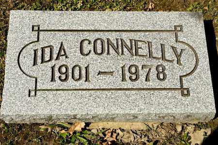CONNELLY, IDA - Richland County, Ohio | IDA CONNELLY - Ohio Gravestone Photos