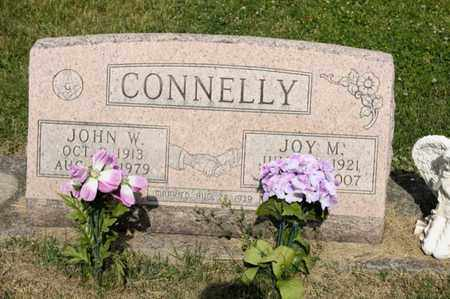 CONNELLY, JOHN W - Richland County, Ohio | JOHN W CONNELLY - Ohio Gravestone Photos