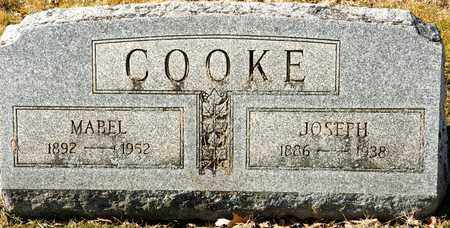 COOKE, MABEL - Richland County, Ohio | MABEL COOKE - Ohio Gravestone Photos