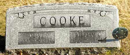 COOKE, WILLIAM C - Richland County, Ohio | WILLIAM C COOKE - Ohio Gravestone Photos