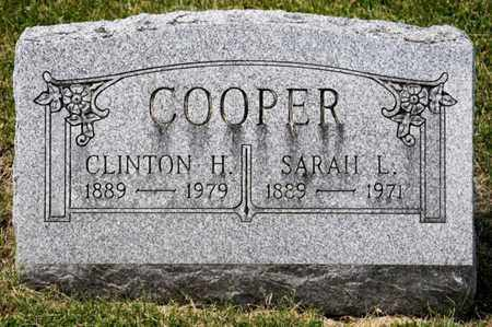 COOPER, CLINTON H - Richland County, Ohio | CLINTON H COOPER - Ohio Gravestone Photos
