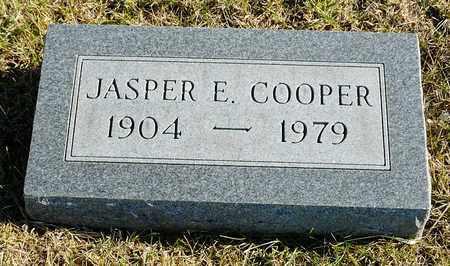 COOPER, JASPER E - Richland County, Ohio | JASPER E COOPER - Ohio Gravestone Photos