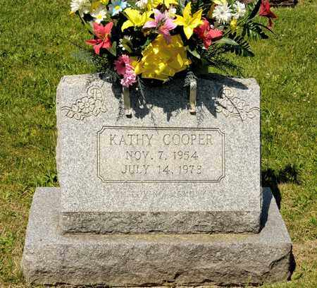 COOPER, KATHY - Richland County, Ohio | KATHY COOPER - Ohio Gravestone Photos