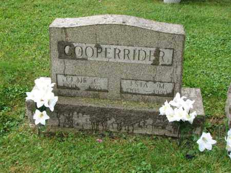 COOPERRIDER, CLAIR C. - Richland County, Ohio | CLAIR C. COOPERRIDER - Ohio Gravestone Photos