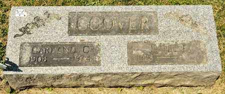 COOVER, GARLAND C - Richland County, Ohio | GARLAND C COOVER - Ohio Gravestone Photos