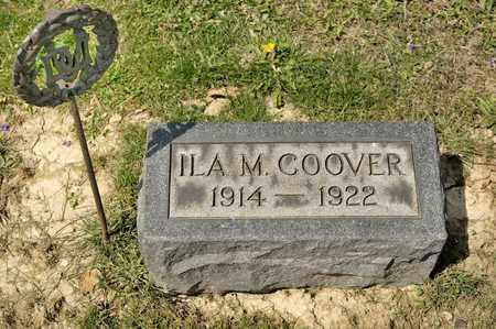 COOVER, ILA M - Richland County, Ohio | ILA M COOVER - Ohio Gravestone Photos