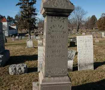 COPE, MARGARET A - Richland County, Ohio | MARGARET A COPE - Ohio Gravestone Photos