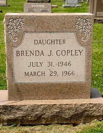 COPLEY, BRENDA J - Richland County, Ohio | BRENDA J COPLEY - Ohio Gravestone Photos