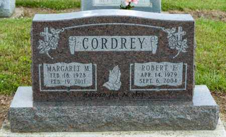 CORDREY, MARGARET M - Richland County, Ohio | MARGARET M CORDREY - Ohio Gravestone Photos