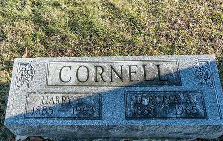 CORNELL, HARRY E - Richland County, Ohio | HARRY E CORNELL - Ohio Gravestone Photos