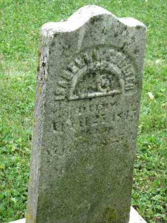 COULTER, ISURELLA - Richland County, Ohio | ISURELLA COULTER - Ohio Gravestone Photos