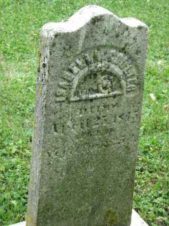COULTER, ISURELLA - Richland County, Ohio | ISURELLA COULTER - Ohio Gravestone Photos