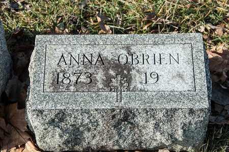 COUSINO, ANNA - Richland County, Ohio | ANNA COUSINO - Ohio Gravestone Photos