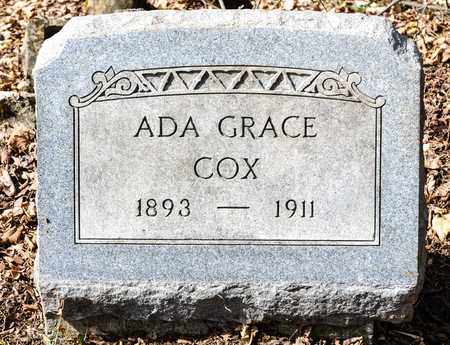 COX, ADA GRACE - Richland County, Ohio | ADA GRACE COX - Ohio Gravestone Photos