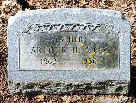 COX, ARTHUR H - Richland County, Ohio | ARTHUR H COX - Ohio Gravestone Photos