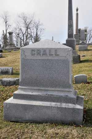 CRALL, MATILDA A - Richland County, Ohio | MATILDA A CRALL - Ohio Gravestone Photos