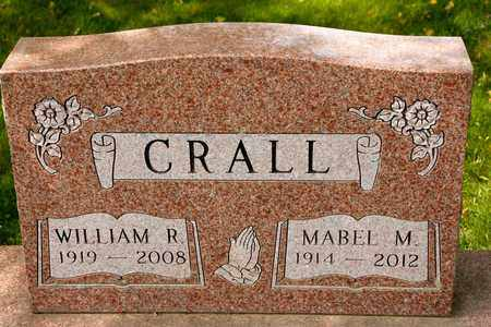 CRALL, MABEL M - Richland County, Ohio | MABEL M CRALL - Ohio Gravestone Photos