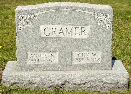 CRAMER, AGNES N - Richland County, Ohio | AGNES N CRAMER - Ohio Gravestone Photos