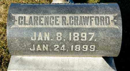 CRAWFORD, CLARENCE R - Richland County, Ohio | CLARENCE R CRAWFORD - Ohio Gravestone Photos