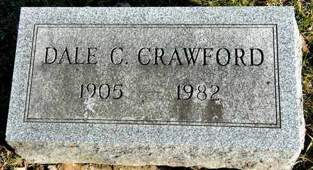CRAWFORD, DALE C - Richland County, Ohio | DALE C CRAWFORD - Ohio Gravestone Photos