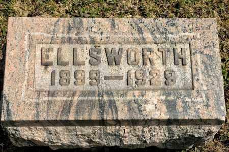 CRAWFORD, ELLSWORTH - Richland County, Ohio | ELLSWORTH CRAWFORD - Ohio Gravestone Photos