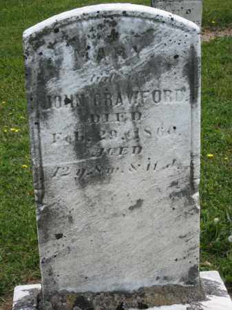 CRAWFORD, JOHN - Richland County, Ohio | JOHN CRAWFORD - Ohio Gravestone Photos