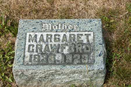 CRAWFORD, MARGARET - Richland County, Ohio | MARGARET CRAWFORD - Ohio Gravestone Photos