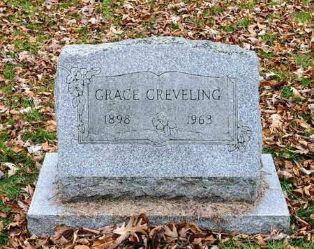CREVELING, GRACE - Richland County, Ohio | GRACE CREVELING - Ohio Gravestone Photos