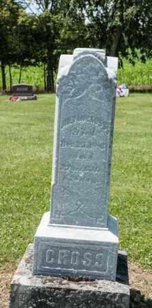 CROSS, MILTON - Richland County, Ohio | MILTON CROSS - Ohio Gravestone Photos