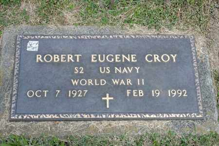 CROY, ROBERT EUGENE - Richland County, Ohio | ROBERT EUGENE CROY - Ohio Gravestone Photos