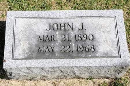 CRUM, JOHN J - Richland County, Ohio | JOHN J CRUM - Ohio Gravestone Photos