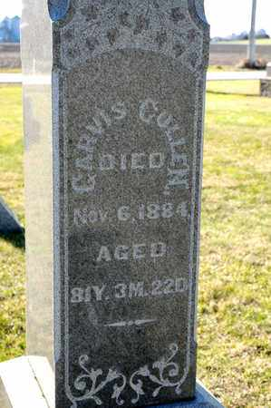 CULLEN, GARVIS - Richland County, Ohio | GARVIS CULLEN - Ohio Gravestone Photos