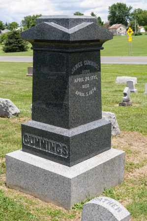 CUMMINGS, JAMES - Richland County, Ohio | JAMES CUMMINGS - Ohio Gravestone Photos
