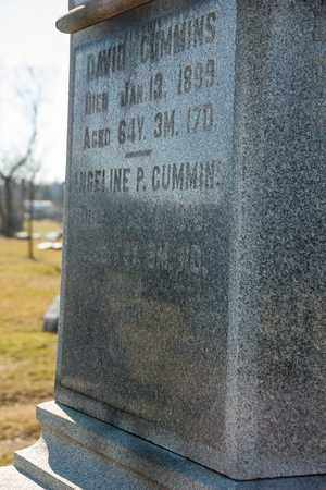 CUMMINS, DAVID - Richland County, Ohio | DAVID CUMMINS - Ohio Gravestone Photos