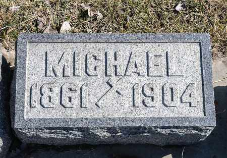 CURRAN, MICHAEL - Richland County, Ohio | MICHAEL CURRAN - Ohio Gravestone Photos