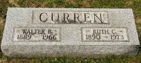 CURREN, RUTH C - Richland County, Ohio | RUTH C CURREN - Ohio Gravestone Photos