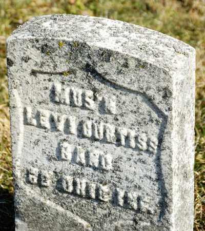 CURTISS, LEVI - Richland County, Ohio   LEVI CURTISS - Ohio Gravestone Photos