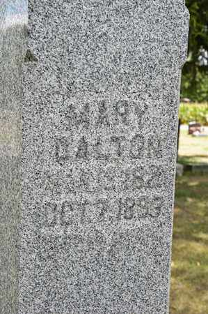 DALTON, MARY - Richland County, Ohio | MARY DALTON - Ohio Gravestone Photos
