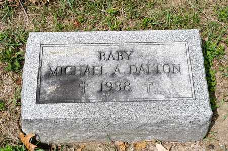 DALTON, MICHAEL A - Richland County, Ohio | MICHAEL A DALTON - Ohio Gravestone Photos