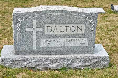 DALTON, CATHERINE - Richland County, Ohio | CATHERINE DALTON - Ohio Gravestone Photos