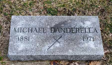 DANDERELLA, MICHAEL - Richland County, Ohio | MICHAEL DANDERELLA - Ohio Gravestone Photos