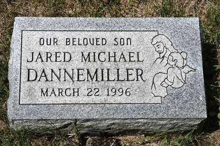DANNEMILLER, JARED MICHAEL - Richland County, Ohio | JARED MICHAEL DANNEMILLER - Ohio Gravestone Photos