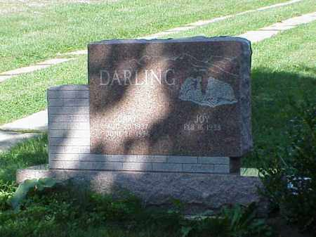 DARLING, JOY - Richland County, Ohio | JOY DARLING - Ohio Gravestone Photos