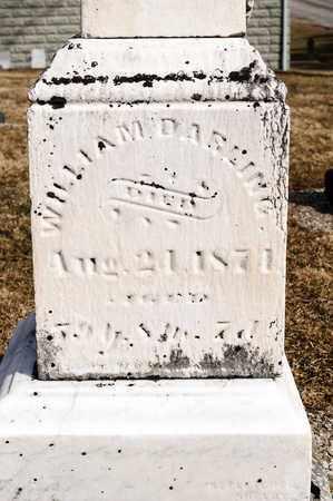 DARLING, WILLIAM - Richland County, Ohio | WILLIAM DARLING - Ohio Gravestone Photos