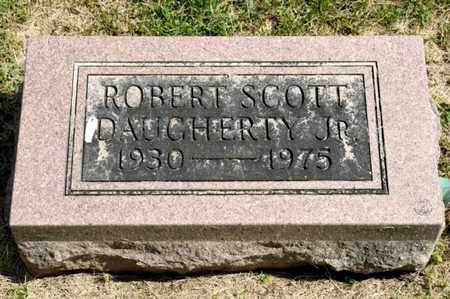 DAUGHERTY JR, ROBERT SCOTT - Richland County, Ohio | ROBERT SCOTT DAUGHERTY JR - Ohio Gravestone Photos
