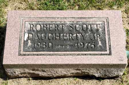 DAUGHERTY JR, ROBERT SCOTT - Richland County, Ohio | ROBERT SCOTT DAUGHERTY JR - Ohio Gravestone Photos