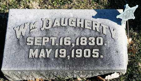 DAUGHERTY, WILLIAM - Richland County, Ohio | WILLIAM DAUGHERTY - Ohio Gravestone Photos