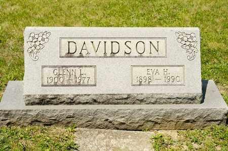 DAVIDSON, EVA H - Richland County, Ohio | EVA H DAVIDSON - Ohio Gravestone Photos