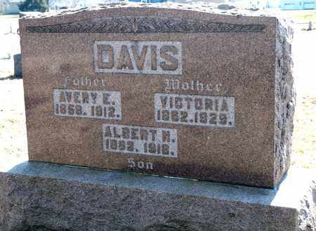 DAVIS, ALBERT N - Richland County, Ohio | ALBERT N DAVIS - Ohio Gravestone Photos