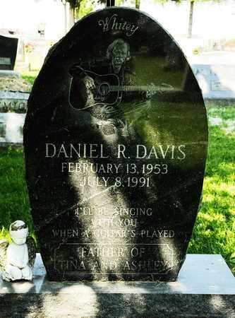 DAVIS, DANIEL R - Richland County, Ohio | DANIEL R DAVIS - Ohio Gravestone Photos